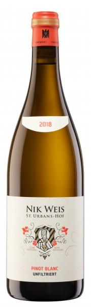 2018 Pinot Blanc unfiltriert