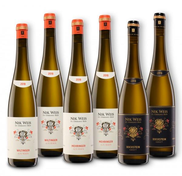 Weinpaket Ortsweine & Kabinett
